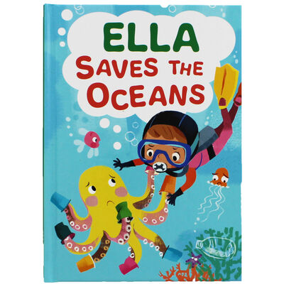 Ella Saves The Oceans image number 1