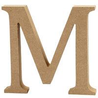 MDF Letter: M