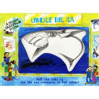 Under the Sea: Magic Skeleton Book