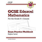 CGP GCSE Maths Edexcel: Exam Practice Workbook image number 1