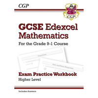 CGP GCSE Maths Edexcel: Exam Practice Workbook