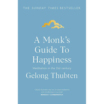 A Monk's Guide to Happiness image number 1