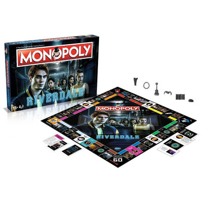 Riverdale Monopoly Board Game image number 2