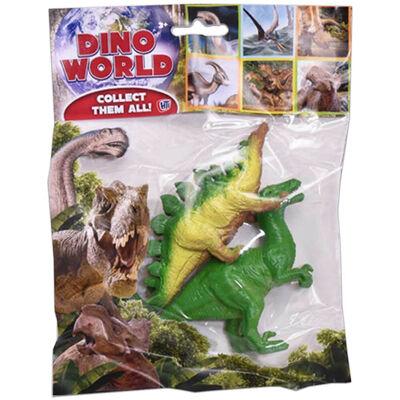 Assorted Dinosaur Figure: Pack of 2 image number 2