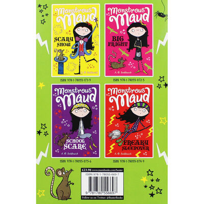 Monstrous Maud: 4 Book Collection image number 4