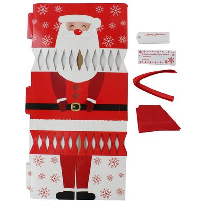 Make Your Own Santa Christmas Crackers - 6 Pack image number 2