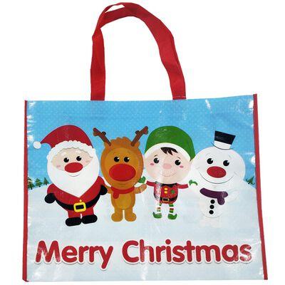 Christmas Reusable Shopping Bag - Assorted image number 1