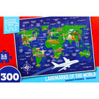 Landmarks of the World 300 Piece Jigsaw Puzzle image number 3