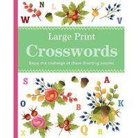 Large Print Crosswords
