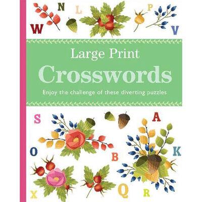 Large Print Crosswords image number 1
