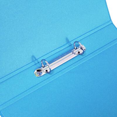 Bright Blue A4 Ring Binder File image number 2