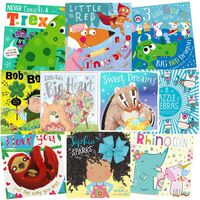 Bob the Bogey Fairy and Friends: 10 Kids Picture Books Bundle