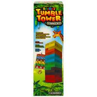 Animal Tumble Tower Game