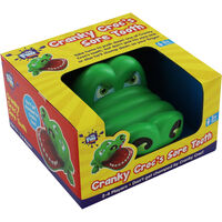 Cranky Crocs Sore Tooth Game