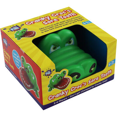 Cranky Crocs Sore Tooth Game image number 1
