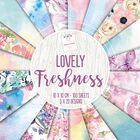 Lovely Freshness Design Pad: 10 x 10cm image number 1