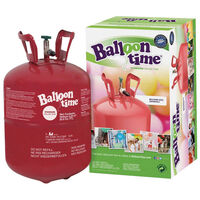 Helium Canister - Fills Up To 30 Balloons
