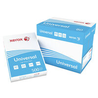 Xerox Universal A4 White 80gsm Copier Paper - 500 Sheets
