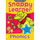 Phonics Snappy Learner: Ages 5 To 7 image number 1