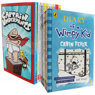 School Adventures - 2 Fiction Book Sets Bundle image number 1