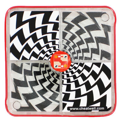 Red Lost Ball Maze image number 3