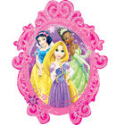 31 Inch Disney Princess Frame Super Shape Helium Balloon image number 2