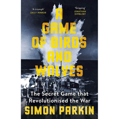 A Game of Birds and Wolves image number 1