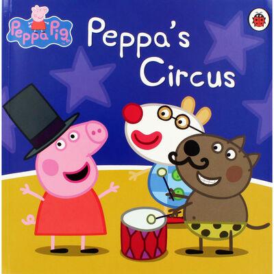 Peppa Pig: Peppa's Circus image number 1