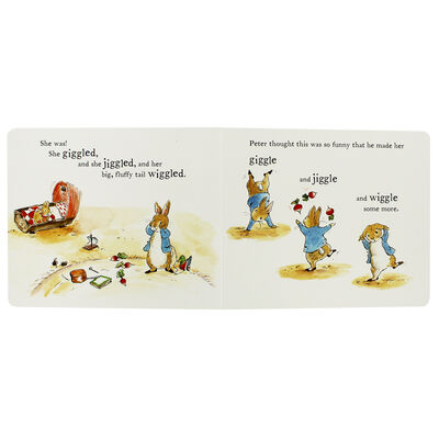 Three Little Bunnies: A Peter Rabbit Tale image number 2