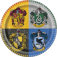 Harry Potter Paper Plates - 8 Pack