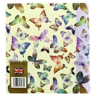Butterflies Telephone And Address Book image number 3