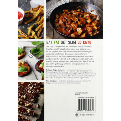 The Keto Cure: 28-Day Weight-Loss Plan image number 4