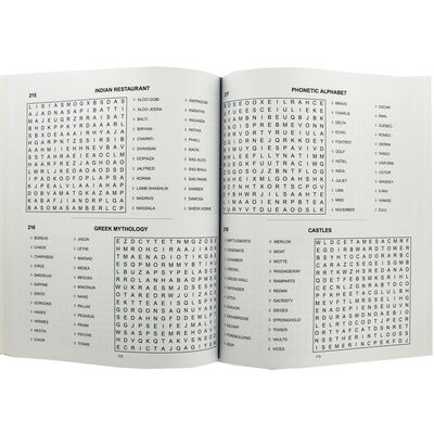 The Ultimate Book of Wordsearch image number 2
