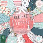 Believe in Magic Premium Paper Pad - 6x6 Inch image number 1