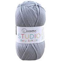 Deramores Studio Baby Soft DK: Pebble Yarn 100g
