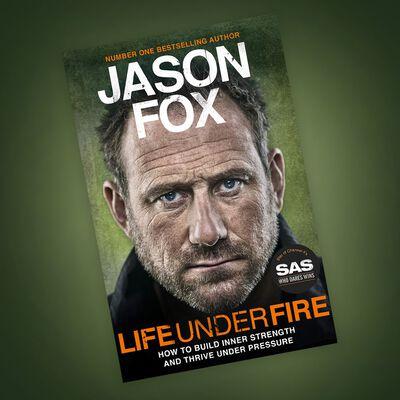 Jason Fox: Life Under Fire image number 2