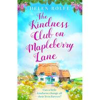 The Kindness Club on Mapleberry Lane