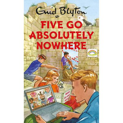 Five Go Absolutely Nowhere image number 1