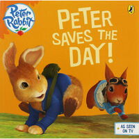 Peter Rabbit: Peter Saves the Day