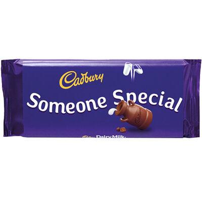 Cadbury Dairy Milk Chocolate Bar 110g - Someone Special image number 1