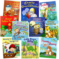 Exciting Stories: 10 Kids Picture Books Bundle