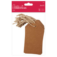 Kraft Gift Tags: Pack of 20