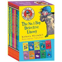No1 Boy Detective: 10 Book Set