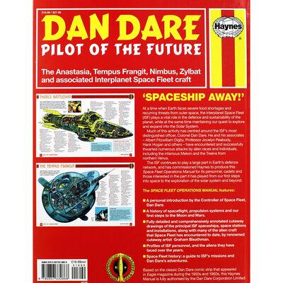 Haynes Dan Dare Pilot Of The Future image number 3