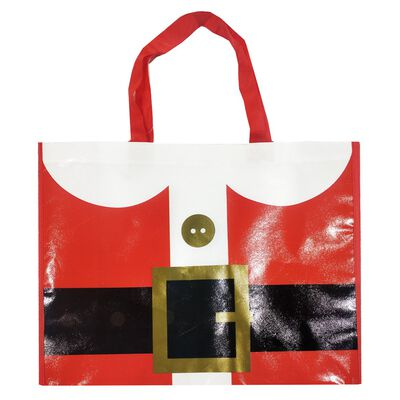 Christmas Reusable Shopping Bag - Assorted image number 4