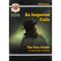 CGP GCSE English An Inspector Calls: The Text Guide