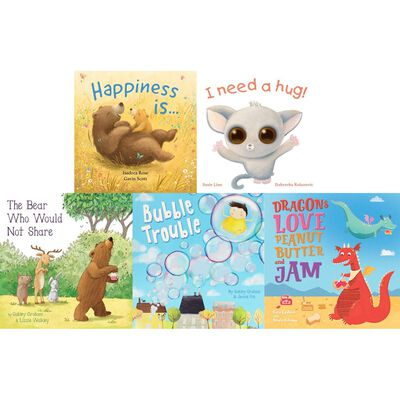 Dinosaurs & Dragons: 10 Kids Picture Books Bundle image number 2