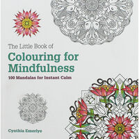 The Little Book of Colouring For Mindfulness