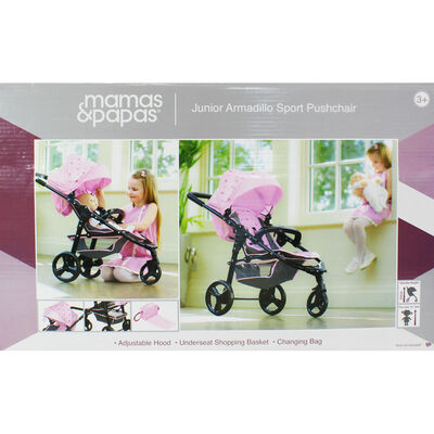 Mamas and Papas Junior Armadillo Sport Play Pushchair image number 4