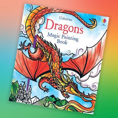 Magic Painting: Dragons image number 2
